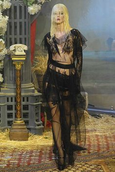 John Galliano - Fall 2007 Ready-to-Wear