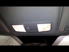 2011-2017 Mitsubishi Outlander Sport - Testing Map Lights After Changing Burnt Out Light Bulb - YouTube
