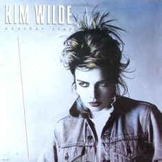 Kim Wilde - Another Step CANADA 1986 Lp mint