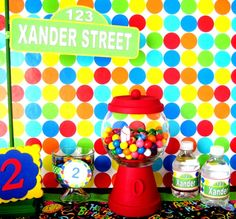 Xander's 2nd Birthday Party!