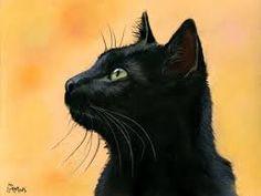 Resultado de imagen para acrylic paintings of cats