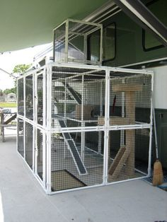 CatsOnDeck Customer Cat Enclosure Photos!