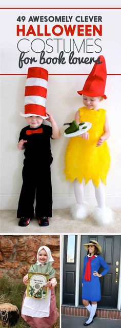 49 Awesomely Clever Halloween Costumes For Book Lovers