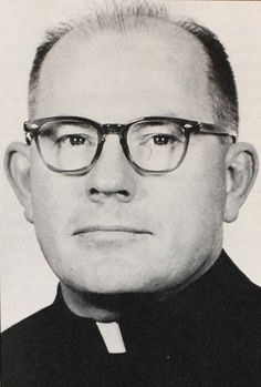 Paulist Fr. George Helmich (1923 - 2009).  He was ordained a priest on May 11, 1957.