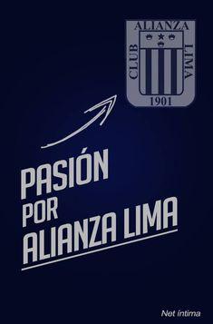 """Gráfica """"Pasión por Alianza Lima""""."""