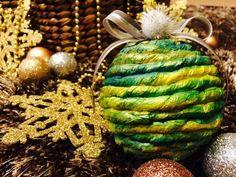 Christmas Paper ornament