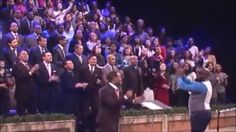 """Every Praise"" sang by the Brooklyn Tabernacle Choir"