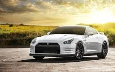 Starting with its release, the 2016 Nissan GT-R fast became one of the top selling super cars in the earth because of its reasonable price, insane performance as well as good looks. Nissan Gtr Wallpapers, Car Wallpapers, Hd Wallpaper, Desktop Backgrounds, Hd Desktop, Nissan Gtr Nismo, R35 Gtr, Gt R, Skyline Gtr