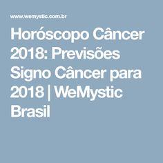 Horóscopo Câncer 2018: Previsões Signo Câncer para 2018 | WeMystic Brasil