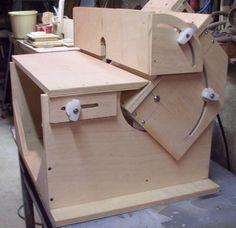 Вертикальный / горизонтальный стол маршрутизатора сборки - Деревообработка Обсуждение - Форум деревообрабатывающие