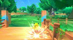 PokéPark Wii: Pikachu's Adventure nu tillgänglig i Wii U eShop