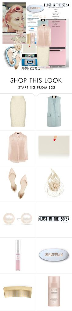 """Just daydreaming....."" by sue-mes ❤ liked on Polyvore featuring Retrò, The Row, Roksanda Ilincic, Burberry, Charlotte Olympia, 3.1 Phillip Lim, Philip Treacy, Honora, ...Lost and Lancôme"