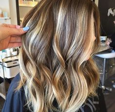 Balayage Beautifully coloured❣Blend them next time using a few COLORCONES saving you time and £€$¥'s....