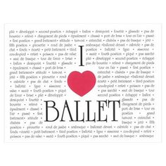 Ugh yes, & all the ballet terms in the back<3