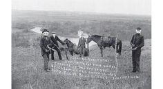 """""""In 1881, cattlemen"""