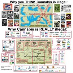 #Why Weed Is Illegal