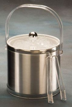 American Metalcraft 3 Quart Ice BucketSilver IBS32 *** Be sure to check out this awesome product.
