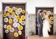 Pinwheel Backdrop | 16 Fun Photo Backdrop Ideas for Your Next Party