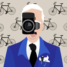 Bill Cunningham, the king of street style and fashion photography, is our Chic of the Week this week: