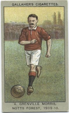 A. Grenville Morris, Notts Forest, 1909-10. From New York Public Library Digital Collections.