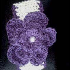 Crochet Baby Headband!!