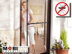 50% reducere pentru plasa anti-insecte pe balamale! Un voucher in valoare de 10 Lei iti poate asigura linistea si te poate scuti de agasantele insecte!