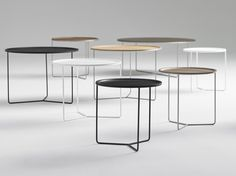 Valet Occasional Tables from Davis Furniture