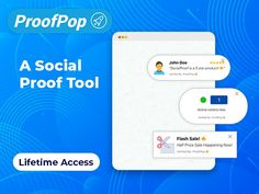 ProofPop Tool With Social Proof Technology Available In 3 Plans - Sprout, Seedling, Evergreen For A Lifetime Business Marketing, Online Marketing, Social Media Marketing, Digital Marketing, Active Site, O Flash, What Is Social, All Website, Social Proof
