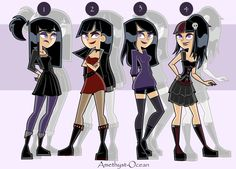I love Sam!! There are so many ways to play with her hair and clothes! Which one do you like the most? xD I'm planning to do a part 2 soon! I accept suggestions! Danny Phantom © Butch Har...