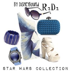 R2D2- Disneybound  Star