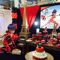 Tema da festa: Miraculous Ladybug - dicas e ideias! - Guia Tudo Festa - Blog de Festas - dicas e ideias!