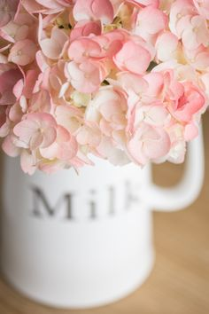 Photograph Hydrangeas in Pink by Angela Acosta on 500px