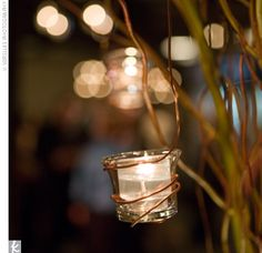 Hanging Votive Candles