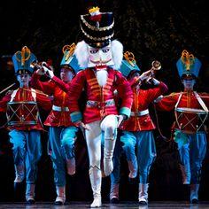Tickets | The Nutcracker Ballet | CenterTix