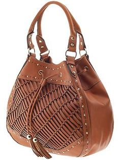 2a86f5b65671 I am crazy about this hobo bag by Melie Bianco Angelina... Love the
