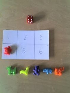 number/counting game