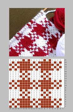 Plaid Knit pattern