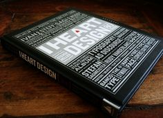 I heart design - Published by Rockport, written by Steven Heller,