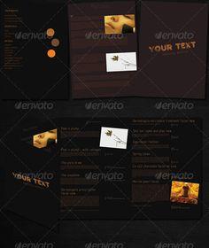 8page Brochure - Photoshop