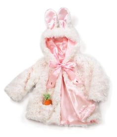 The Original Cuddly Coat by Bunnies by the Bay