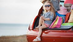 Autofahren mit Kindern