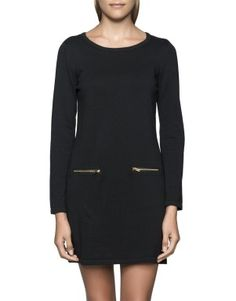 Zip Cotton Dress Woolworths