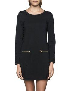 Zip Cotton Dress Woolworths