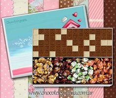 REGALOS ORIGINALES - CHOCOTELEGRAMA Ideas, Homemade Gifts For Boyfriend, Anniversary Gifts, Sweets, Boyfriends, Thoughts