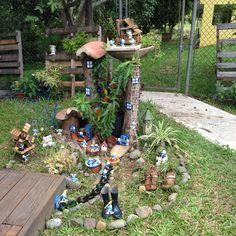 Smurf Garden Villa | Smurf Garden Villa | Pinterest | Villas and ...