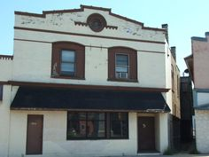 The old Bright Spot Restaurant 1707 Douglas Ave Racine WI. in 2014