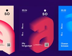 """Check out this @Behance project: """"SO / Poster Series - PCK2"""" https://www.behance.net/gallery/45720339/SO-Poster-Series-PCK2"""