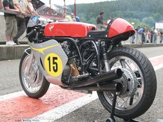 Honda RC-181 500cc Four-Cylinder Grand Prix Motorcycle