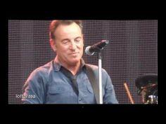 ▶ Bruce Springsteen Monchengladbach full concert video part 1/3 - YouTube
