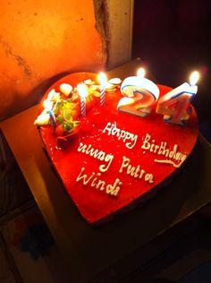Happy birthday sayangg